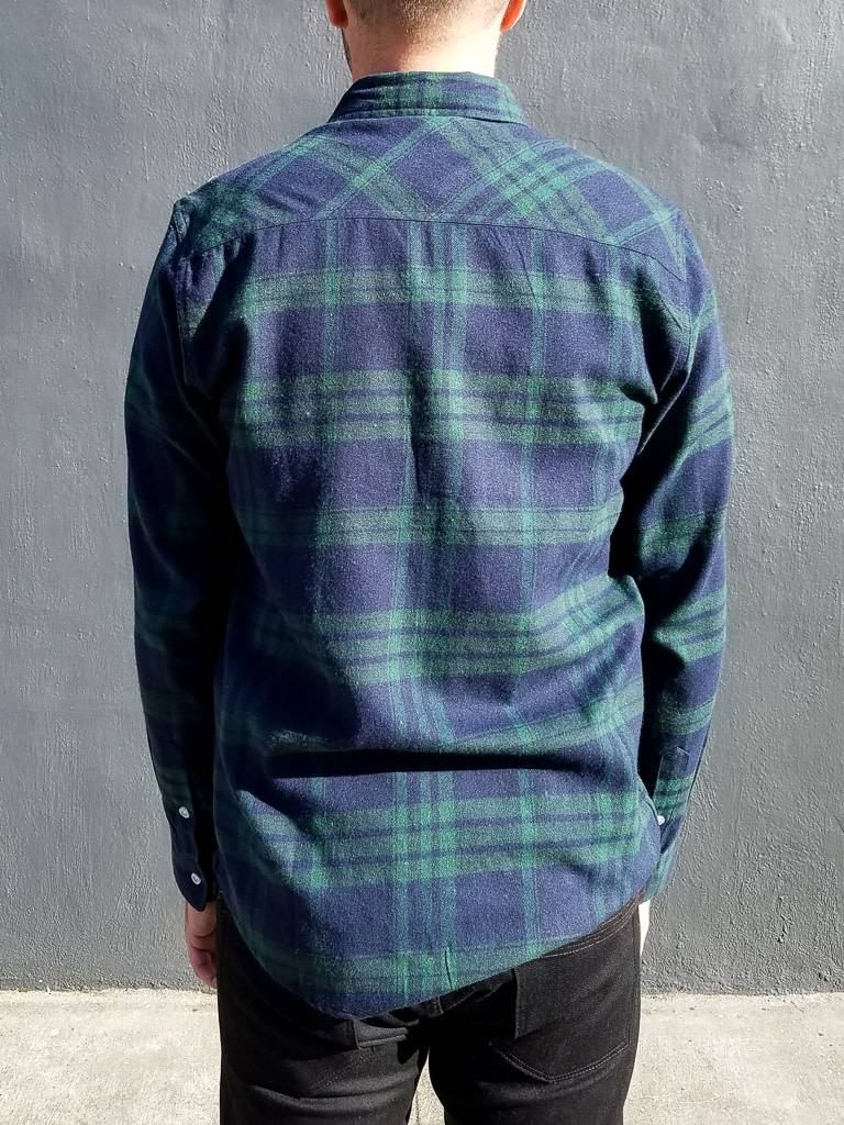 Julien Flannel Shirt