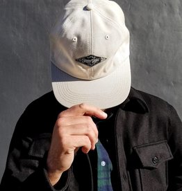 Diamond Label Twill Polo Hat