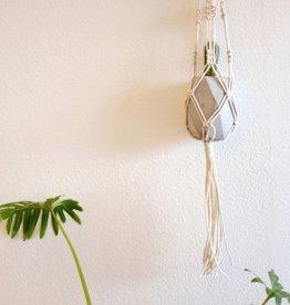 Macrame Plant Hanger Workshop for Beginners