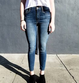 Mother Denim High Waisted Looker Crop