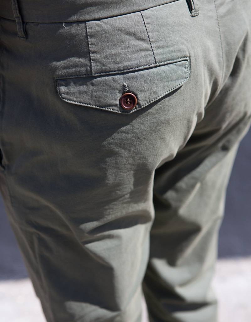 C.O.F. Studio Tapered Chino Pants- More Colors