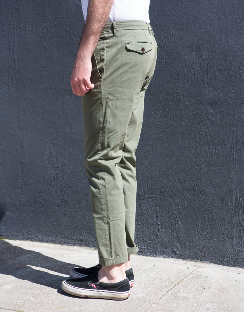 Tapered Chino Pants- More Colors