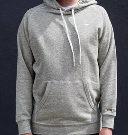 Marled Premium Hooded Sweatshirt