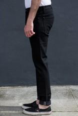 Kato Pen Slim Jeans in Raw 10.5 oz. Black