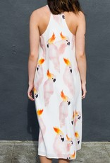 Corey Lynn Calter Zola Cockatoo Dress