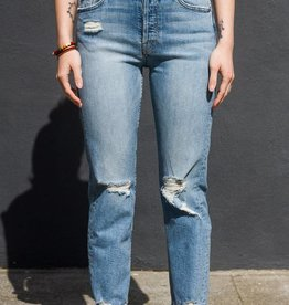 Mother Denim Tomcat High Waisted Jeans