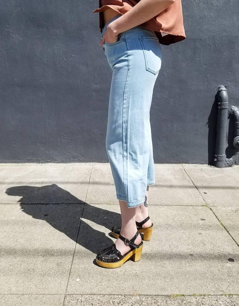 Acote Wide Leg Jean
