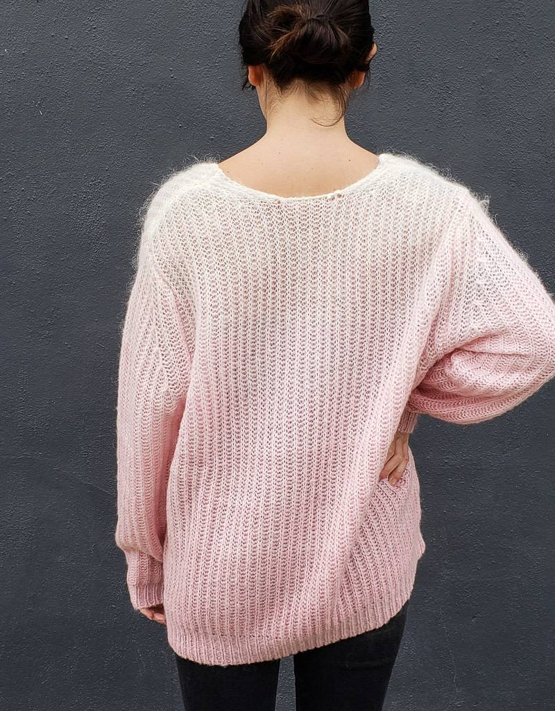 Just Female Valentine Knit Sweater