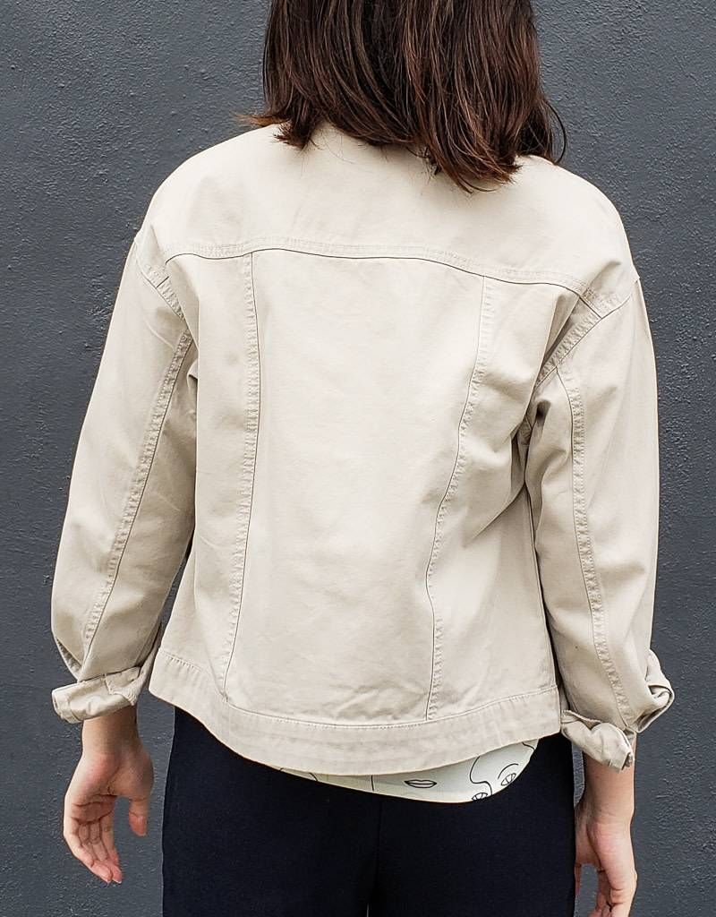 Coast Patch Pocket Jacket