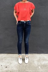 Mother Denim High Waisted Looker in Tongue & Chic