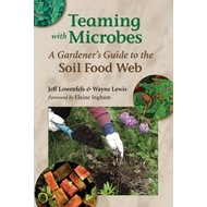 Books & Videos Book Teaming with Microbes