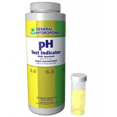 General Hydroponics GH pH Test Kit 1 oz [24]