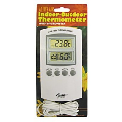 Active Air In-Outdoor Hygro-Thermometer