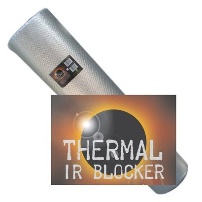 DL Wholesale Inc. 4'x100' IR Blocker Roll