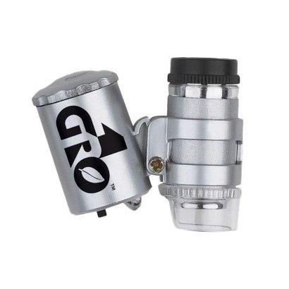 Gro1 LED Binocular Microscope