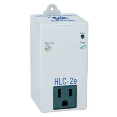 CAP Hid Lighting Controller, Delay