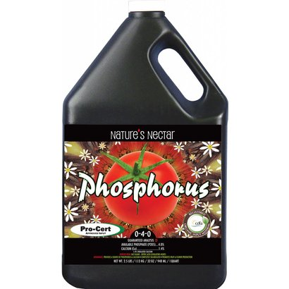 Higrocorp Natures Nectar Phosphorus 0-4-0 5 Gallon