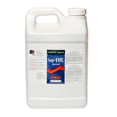 Earth Juice Soy Ful Acid 2.5 Gallon