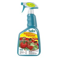 Safer Tomato & Vegetable Insect Killer RTU