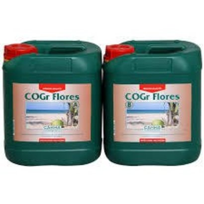 Canna COGR Flores A&B 5L