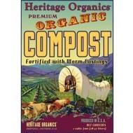 Heritage Organics Premium Organic Compost (20 yard Min)