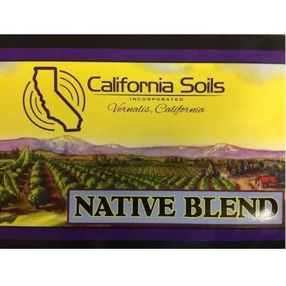 Pacific Grow Supply Native Blend Cubic Yard (20 yard Min)
