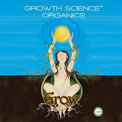 Growth Science Growth Science Organic Grow