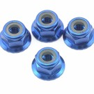 TRA 4mm Nut Nylon Lock
