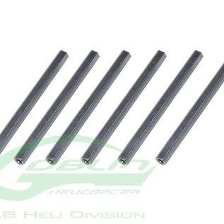 Alum Spacer 54mm (6pcs) G500