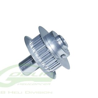 Alum Tail Pulley 22t 570