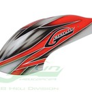 Canomod Canopy Red/white G500