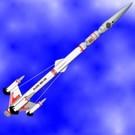 EST Dark Silver Rocket Lvl4