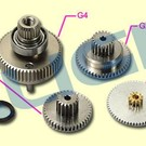 AGN Ds610/620 Gear Set