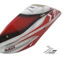 GAUI Gaui X7 Formula Canopy Red