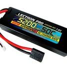 Lectron 2s 5200mah 50c W/trx
