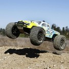 ECX Ruckus 1/10 4wd Brushed Rtr