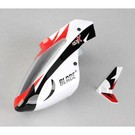 BLH White Canopy With Vrt Fin Msrx