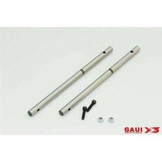 GAUI X3 Main Shaft 125mm