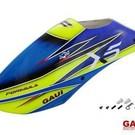 GAUI X5 Formula Canopy Blue