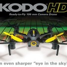 Kodo HD UAV Quadcopter w/Camera RTF