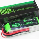 Pulse Pulse 6s 1250 Trex 450 L