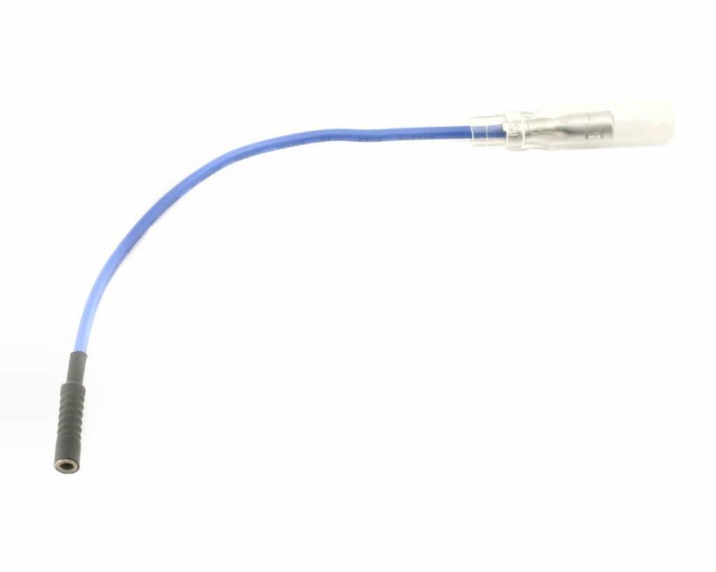 TRA Glow Plug Lead Wire,Blue:EZ1,EZ2 - Aero Hobbies