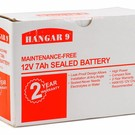 HAN 7AH 12V SEALED BATTERY