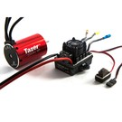 DYN Tazer 1/10 6-pole 3300Kv WP ESC/Motor Combo V2