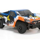 Torment 1:24 4wd Short Course Truck:Blk/Orange RTR