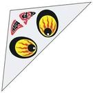 "GAL 935 Sky Spy Delta 50"" Nylon"