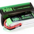 Pulse PULSE 2700mAh 4S 14.8V 35C - M450 flamewheel 450 - LiPo Battery