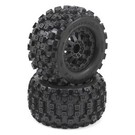 "PRO 10125-15 1/10 Badlands MX28 2.8"" All Terrain Tires Mntd"