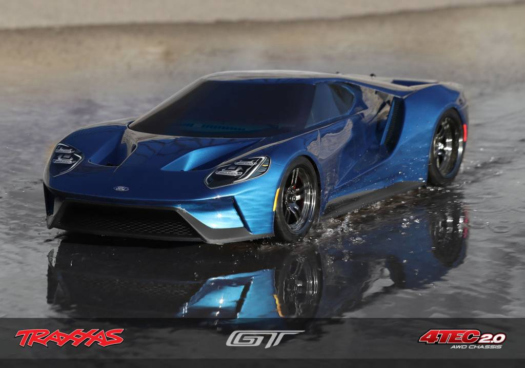 Ford Gt Awd Supercar Rtr
