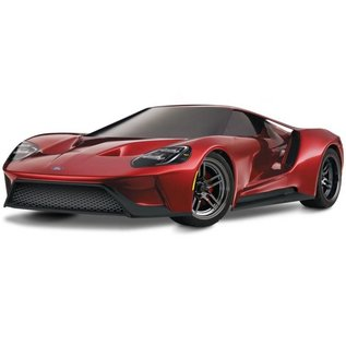 1/10 Ford GT AWD Supercar RTR RED